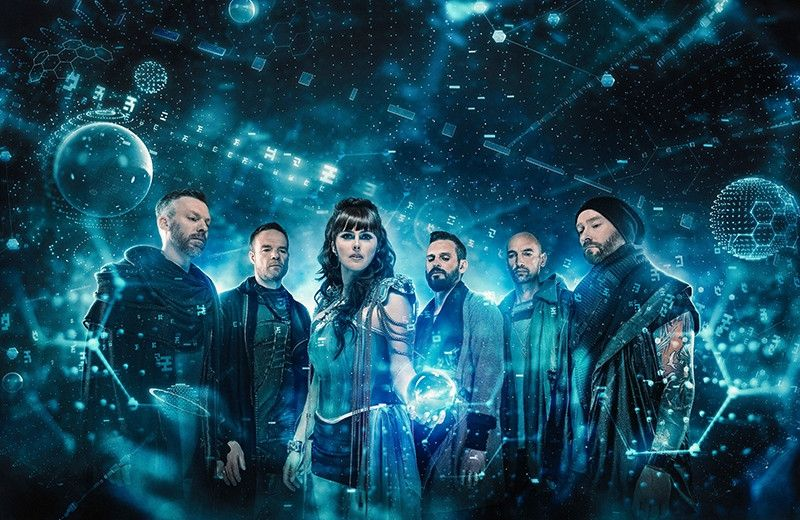 Un collasso bombastico per i Within Temptation - Sdangher! 2.0