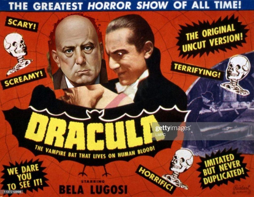 dracula vs. crowley